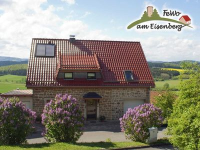 Photo for Holidays on Eisenberg - Eisenberg holiday apartment in Korbach-Goldhausen