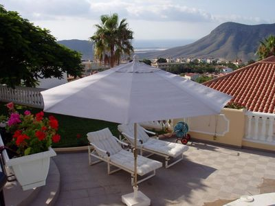 Photo for House in the center of Chayofa with Internet, Pool, Terrace, Washing machine (642372)