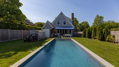 Photo for New Listing: New Construction w/ Heated Pool, Walk to Village & Beach