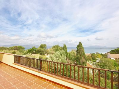 Photo for Residence in Murta Maria with 1 bedrooms sleeps 5
