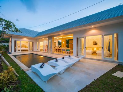 Photo for 3 BR Villa Tirta Padi 3/ New opening