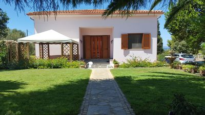 """Photo for Child-Friendly Holiday Home """"Casa Kruger"""" with Large Garden and Terrace; Parking available"""