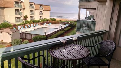 Photo for Ocean Front Corner Condo, Myrtle Beach, SC, A Place at the Beach, 2 BR/ 2 Bath