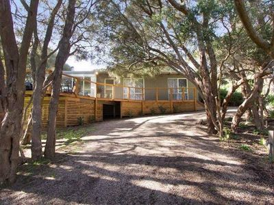 Photo for Blairgowrie beach house located in a quiet street between the bay and backbeach