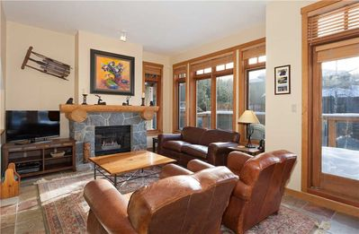 Photo for Still Open XMAS&NY-SPECIAL! TRUE SKI IN/OUT! Mountain Views&Private Hot Tub