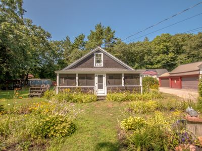 Photo for CHARMING NEW ENGLAND 3BR HOME w/ FIRE PIT