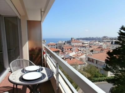 Photo for Apartment Biarritz, studio flat, 2 persons