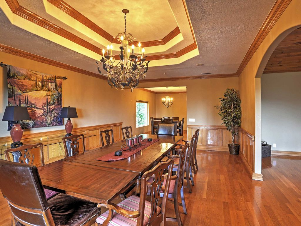 4br Branson Home W Indoor Pool Amp Basketball Court Table