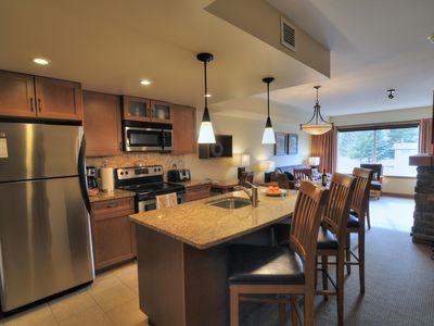Photo for Copperstone 2BR in the Canadian Rockies - Dog-Friendly, Shared Hot Tub