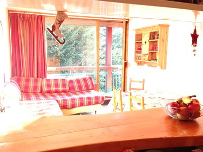 Photo for 1BR Apartment Vacation Rental in Bourg-Saint-Maurice, Auvergne-Rhône-Alpes