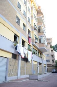 Photo for Holiday apartment with air conditioning in Roma