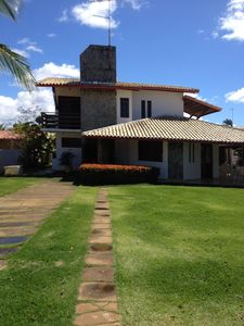 Photo for Excellent house Guarajuba, cond. marazul, 5 Bedrooms, 4 suites
