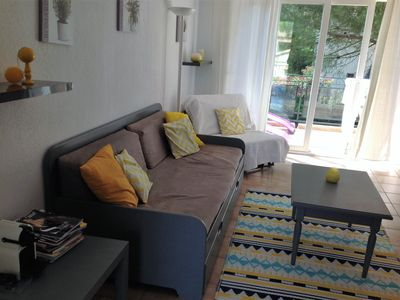 Photo for 1BR Apartment Vacation Rental in Gassin, Provence-Alpes-Côte d'Azur