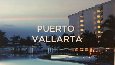 Photo for Ocean front Resort 1 BR w/Kitchen (4A & 2K) unit in Mayan Palace Puerto Vallarta