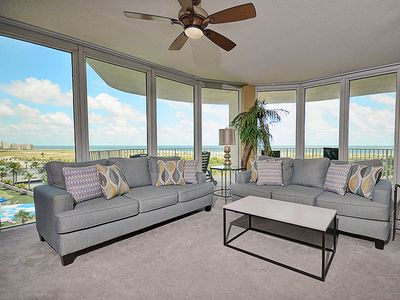 Photo for NEW LISTING! Caribe Resort B610 - Great Views of the Gulf - 1PM Check In Option