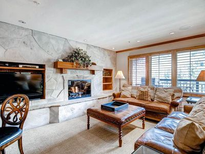 Photo for Lion Square - South 650 3BR/3BA: 3 BR / 3 BA condo in Vail, Sleeps 6