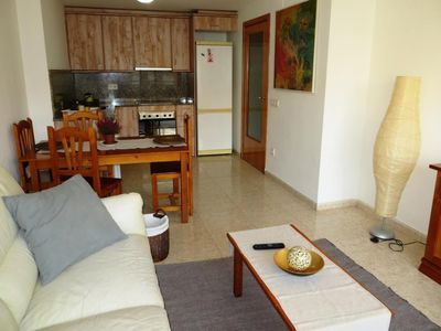 Photo for Apartment in the center of Lloret de Mar with Internet, Pool, Air conditioning, Lift (432644)