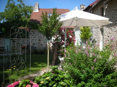 Photo for House 2 pers 1 Bedroom 1 Sb Le Fournil private pool high season