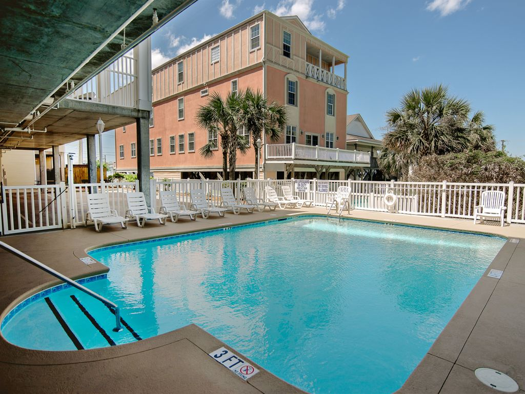 Cherry Grove North Myrtle Beach Large 6 Bedroom Condo Cherry Grove Beach Myrtle Beach Grand