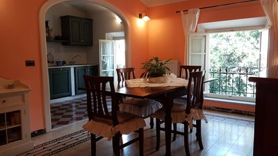 Photo for ' Puccini '... lovely apartment with A/C in the Historical Centre of Lucca