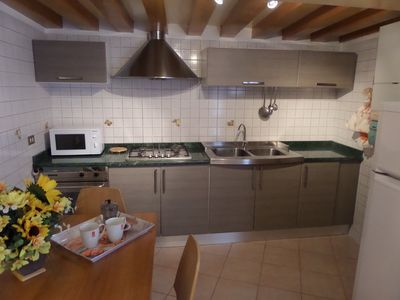 Photo for Apartment in the heart of Montegrotto Terme