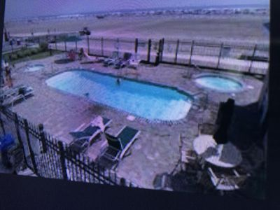 Photo for LABOR DAY THURSDAY-MONDAY!Stay OCEAN FRONT at Stockton *HEATED POOL*HOT TUB*