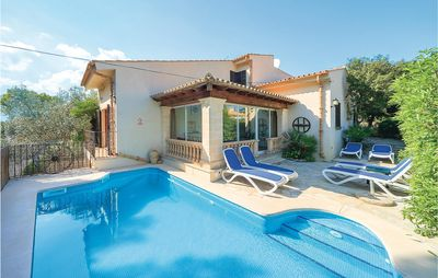 Photo for 4 bedroom accommodation in Cala Sant Vicenç
