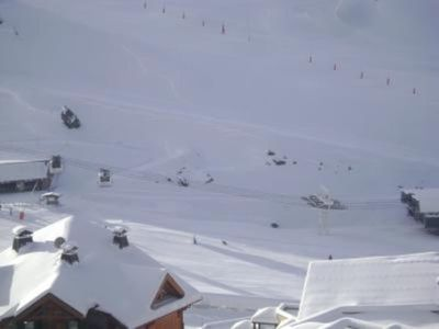 Photo for Apartment in residence LA REINE BLANCHE IN VAL THORENS ON THE TRACKS