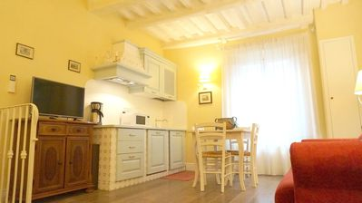Photo for Apartment in the center of Lucca with Air conditioning (1020787)