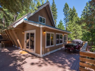 Photo for Large upgrade! Tahoe Park HOA Beach and Pier! Close to bike path- Tahoe City