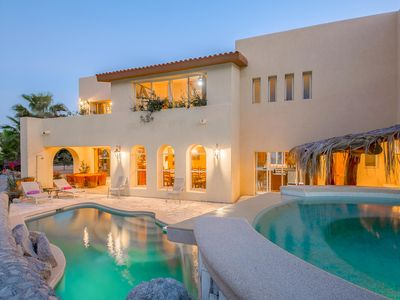 Photo for Villa De La Luz - Wonderful Private & Spacious Cabo San Lucas Villa