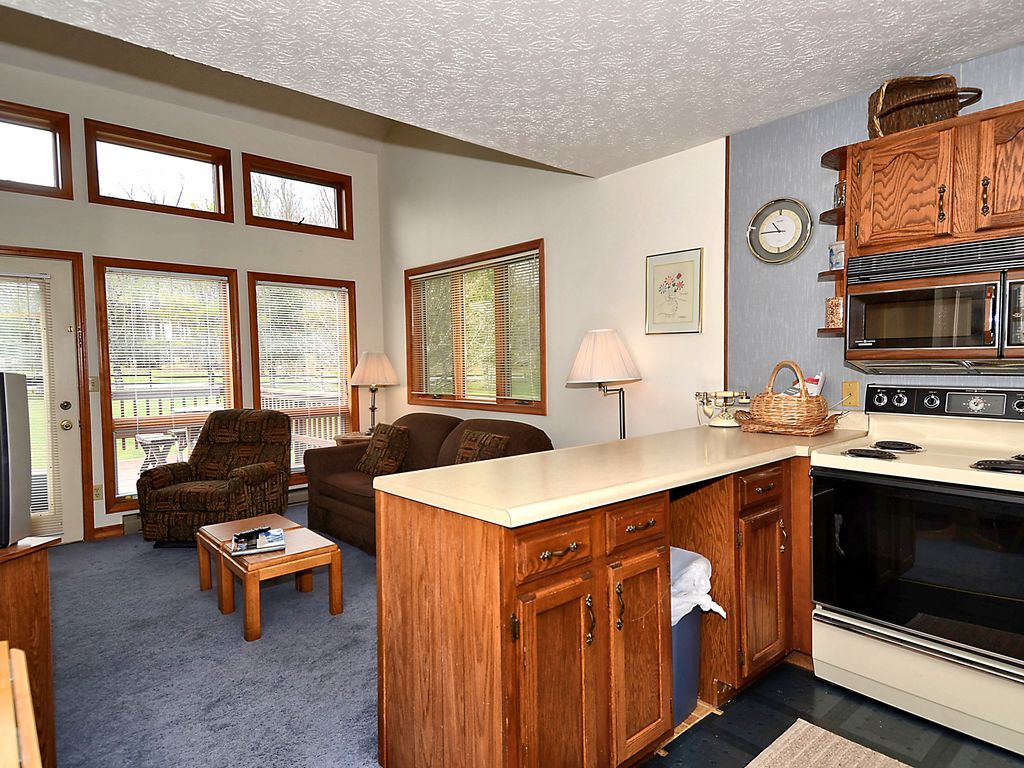Bear Cub Corner: 1 Bedroom Couple's Abode in the Heart of Canaan Valley, WV!