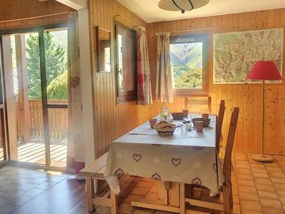 Photo for Chalet Saint-Martin-de-Belleville, 4 bedrooms, 8 persons