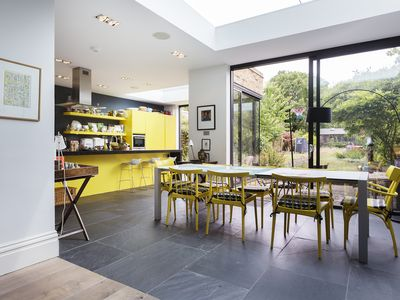 Photo for A stylish and spacious West London family home, perfect for large groups (Veeve)