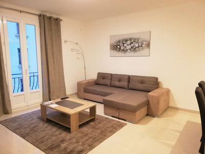 Photo for 2 bedrooms St jean with balcony !!!