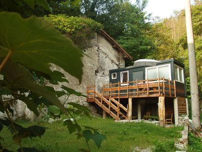 Photo for Tiny House Slovenia - Shipping container converted into artisan-designed home