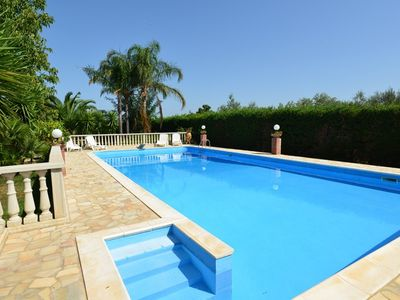 Photo for Property with private pool, at only few km from the sea