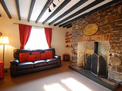 Photo for 2 Bed character cottage North Wales, 15 minutes from beaches, Nr Colwyn Bay