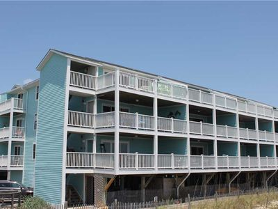 Photo for Sands V A3: 2 BR / 2 BA condo in Carolina Beach, Sleeps 6