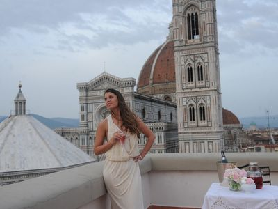 Photo for The Florence Luxury Terrace
