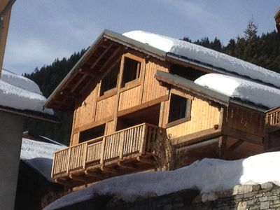 Photo for 6BR Chalet Vacation Rental in Champagny-En-Vanoise, Auvergne-Rhône-Alpes