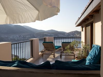 Photo for Beautiful views of Kalkan bay, very close to everything...