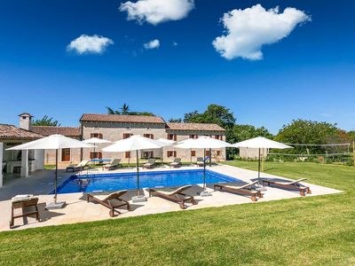 Photo for Holiday house Zminj for 14 persons with 7 bedrooms - Villa