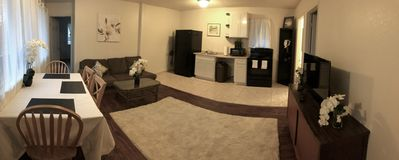 Photo for Newly remodeled spacious 2 bedroom rental with 4 beds