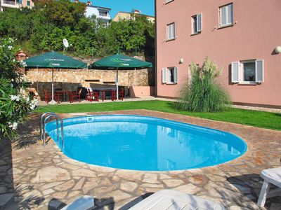 Photo for Apartment Chantal (RAC152) in Rabac - 2 persons, 1 bedrooms