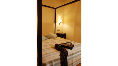 Photo for Private room in charming rural hotel (3 people)