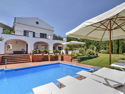 Photo for Villa Orizzonte: An elegant and welcoming three-story villa surrounded by the greenery, with Free WI-FI.