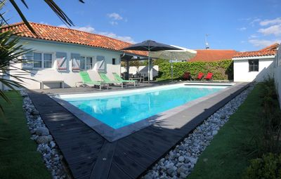 Photo for House with swimming-pool for 14 persons