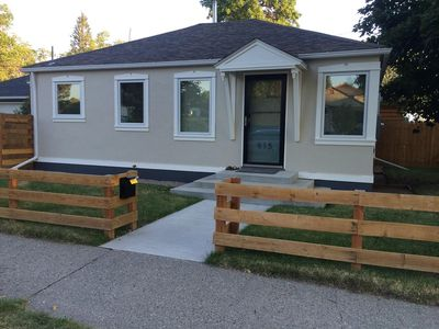 Photo for Super clean and new 2 bedroom in the heart of town!