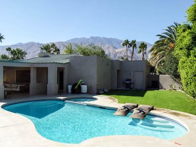 Photo for This private and inviting vacation pool home!